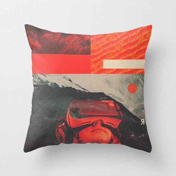 FTR2k47 Throw Pillow