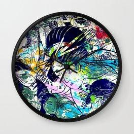 Genji Monogatari Wall Clock