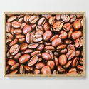 roasted coffee beans texture acrsat by gxp-design