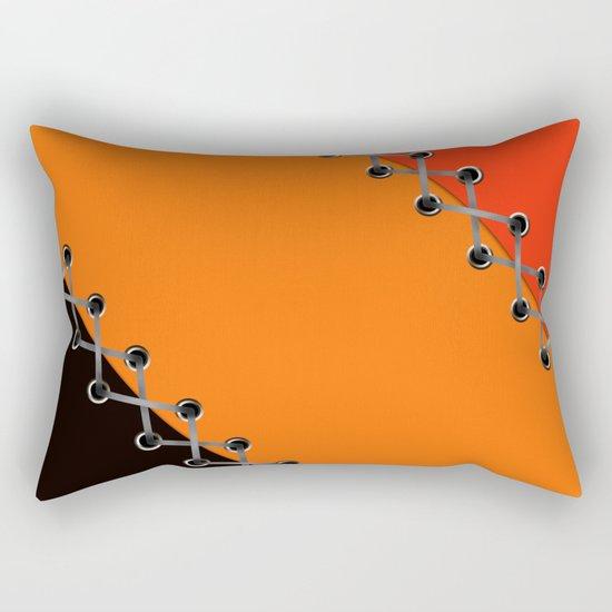 Lacing .3 . Rectangular Pillow