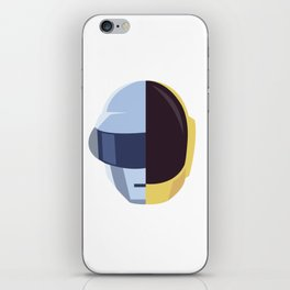 Daft P iPhone Skin