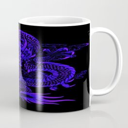 Epic Dragon Blue Coffee Mug