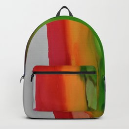 Rainbows - Alcohol Ink Painting Backpack