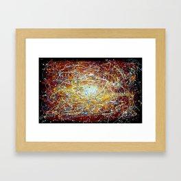 The Big Bang Framed Art Print