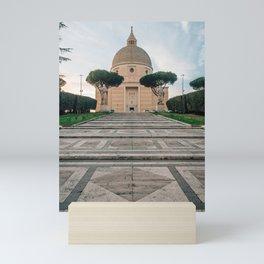 Basilica dei Santi Pietro e Paolo Mini Art Print