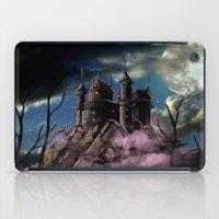dracula iPad Cases featuring Dracula by tanduksapi