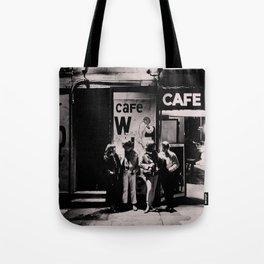 Greenwich Village Vintage Photography Tote Bag