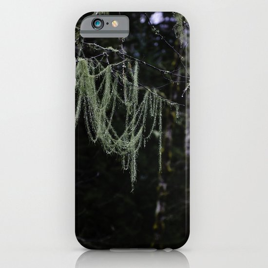 Nature's Chandelier iPhone & iPod Case