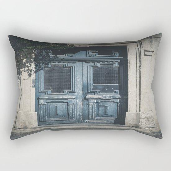Italian Door II Rectangular Pillow