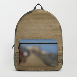 Along the wall Backpack