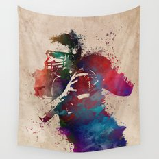 Rugby Wall Tapestry