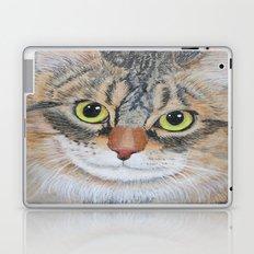 Tabby Cat Laptop & iPad Skin