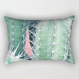 Cactus Up Close #society6 #decor #buyart Rectangular Pillow