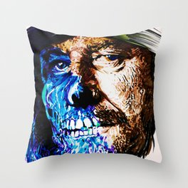 Barbossa Throw Pillow