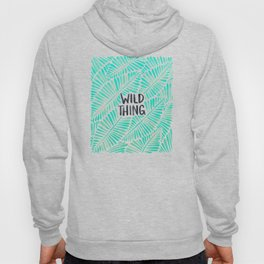 Wild Thing – Mint Palette Hoody