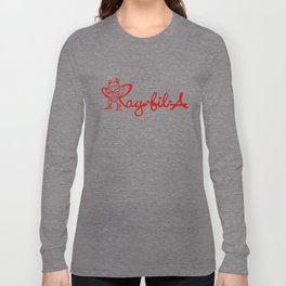 Ray Fillet's Ray-fil-A Long Sleeve T-shirt