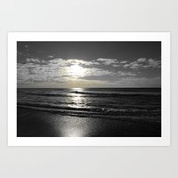 philippines Art Prints featuring Philippines Beach by Shared By Me