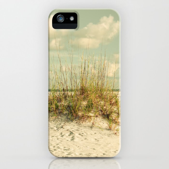 Tropical Beach Vibes iPhone Case