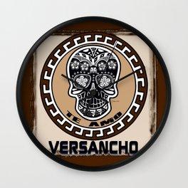 Versancho - Te Amo by Jeronimo Rubio 2016 Wall Clock