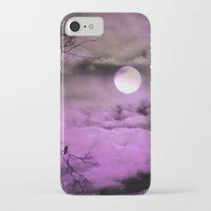 Deep Purple Slim Case iPhone 7