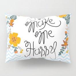 Flower  in love Pillow Sham