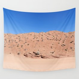 Four-Wheel-Driving Through the Pinks and Blues of Antelope Canyon 04 Wall Tapestry