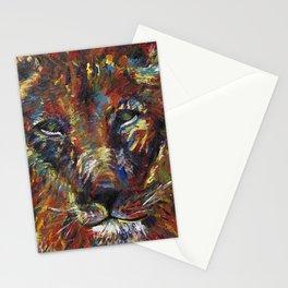 Sake Lion Stationery Cards