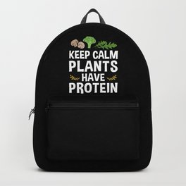 Plants Have Protein Backpack