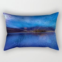 Concept Bavaria : Lake Schliersee Rectangular Pillow