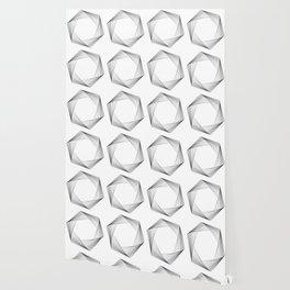 crazy hexagons Wallpaper