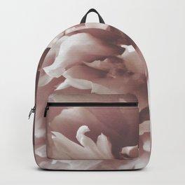Peony Portrait Backpack
