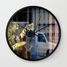 Meter Expired Wall Clock