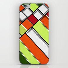 Lined II iPhone & iPod Skin