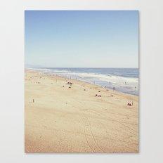 Ocean Beach Canvas Print