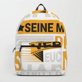 Schuhmacher Design für einen  Schuhmacher Backpack