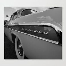 1955 Chrysler New Yorker DeLuxe Canvas Print