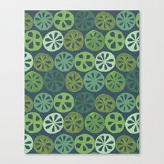 Lotus Root Canvas Print