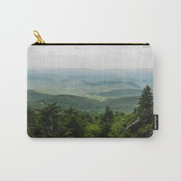 View from the Mountain Top Carry-All Pouch