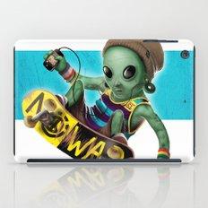 Area 51 Skate Park iPad Case