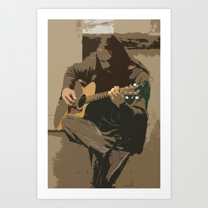"""The Renaissance Man"" Art Print"
