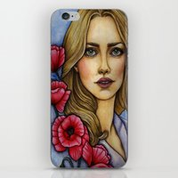"les miserables iPhone & iPod Skins featuring ""Les Miserables"" by musentango87"