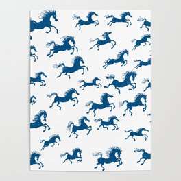 horses in a dream Poster