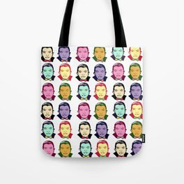 The Drac Pack  Tote Bag