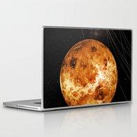 venus Laptop & iPad Skins featuring VENUS by Alexander Pohl