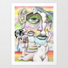 140213 Art Print