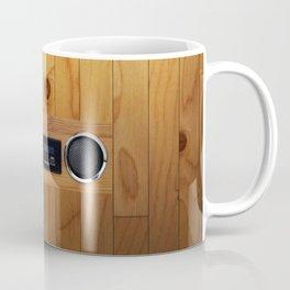 wall retro radio Coffee Mug