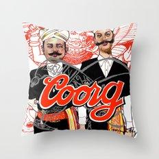 Coorg Throw Pillow