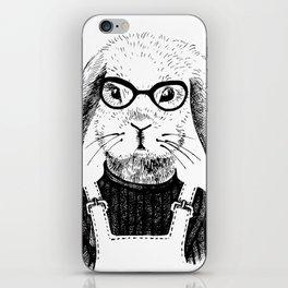 Bunny Life iPhone Skin