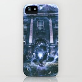 TO THE END OF MY DREAMS iPhone Case