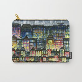 Crowded Haunts Carry-All Pouch